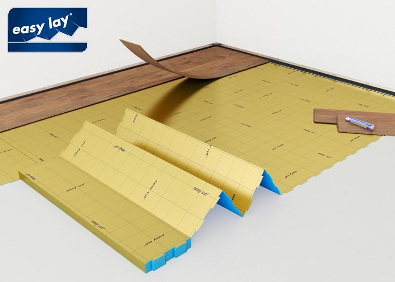 Selitbloc - Die Perfekte Unterlage Für Vinyl- Und Designböden Vinylboden Klicken Designboden Verlegen
